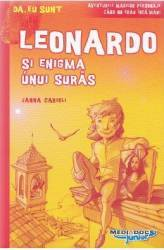 Leonardo si enigma unui suras - Janna Carioli