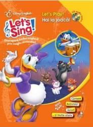 Lets sing Lets Play + Cd Audio. Cantece activitati jocuri... si multe altele
