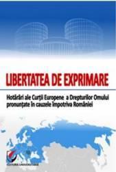 Libertatea de exprimare - Vasile Bozesan - Coordonator