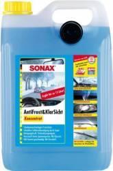 Lichid concentrat parbriz iarna Sonax 5L Cosmetica si Detergenti Auto