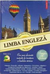 Limba engleza - Simplu si eficient + CD-Rom Ed. 2 - Alina-Antoanela Stefanoiu