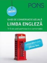 Limba engleza. Ghid de conversatie uzuala. Pons title=Limba engleza. Ghid de conversatie uzuala. Pons