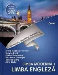 Limba engleza limba moderna 1 - Clasa 5 - Manual + CD - Diana Ionita Simona Drula Corina Dumitrescu