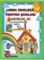 Limba engleza pentru scolari nivelul III. Ed. 2 - Alexandra Ciobanu title=Limba engleza pentru scolari nivelul III. Ed. 2 - Alexandra Ciobanu