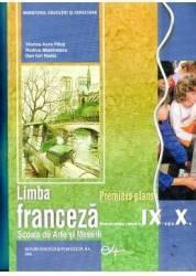 Limba Franceza Cls 9-10 Sam - Viorica Aura Paus Rodica Mladinescu Dan Ion Nasta