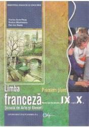 Limba franceza cls 9-10 SAM ed.2006 - Viorica Aura Paus Rodica Mladinescu Dan Ion Nasta