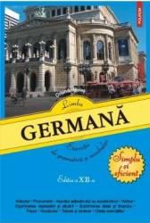 Limba Germana - Exercitii de gramatica si vocabular ed.12 - Orlando Balas