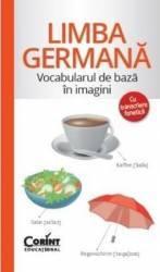 Limba germana Vocabularul de baza in imagini Carti