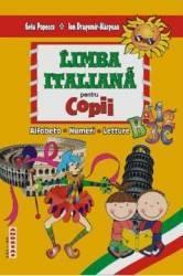 Limba Italiana pentru copii - Geta Popescu Ion Dragomir-Margean