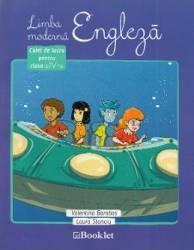 Limba Moderna. Engleza Cls 4 Caiet - Valentina Barabas Laura Stanciu
