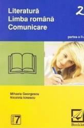 Limba romana clasa 7 Exercitii partea a II-a - Nicoleta Ionescu Mihaela Georgescu