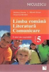 Limba Romana. Literatura. Comunicare - Clasa 5 - Caiet de exercitii - Mariana Cheroiu Carti