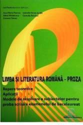 Limba si literatura romana - Proza - Ion Predescu