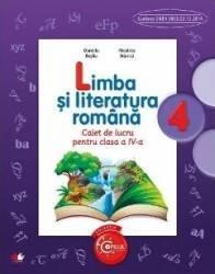 Limba si literatura romana cls 4 caiet - Daniela Besliu Nicoleta Stanica
