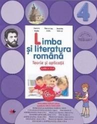Limba si literatura romana cls 4 teorie si aplicatii - Daniela Besliu