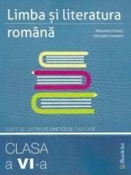 Limba si literatura romana cls 6 caiet pe unitati de invatare - Mariana Cheroiu Nicoleta Kuttesch