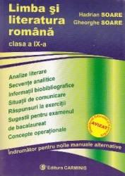 Limba si literatura romana cls a IX-a 2005 - Hadrian Soare Gheorghe Soare