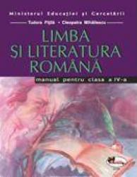 Limba si literatura romana manual clasa a IV-a - Tudora Pitila C