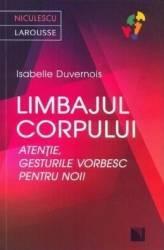Limbajul corpului - Isabelle Duvernois Carti