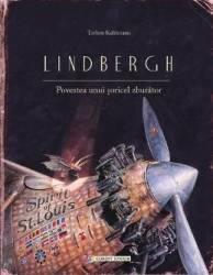 Lindbergh. Povestea unui soricel zburator - Torben Kuhlmann Carti