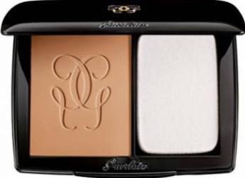 Pudra Guerlain Lingerie de Peau SPF 20 Light Rosy 12 - Refillable Make-up ten