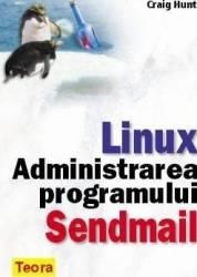 Linux Administrarea programului Sendmail - Craig Hunt