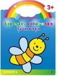 Lipeste coloreaza si invata cuvinte 2 3 ani+