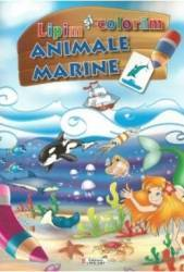Lipim si coloram Animale marine