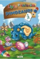 Lipim si coloram Dinozauri title=Lipim si coloram Dinozauri