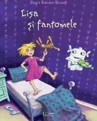 Lisa si fantomele - Birgit Busche-Brandt