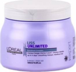 Tratament Leave-in LOreal Professionnel Liss Unlimited
