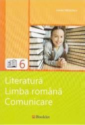 Literatura. Limba Romana. Comunicare Cls 6 Ed.3 - Ioana Triculescu