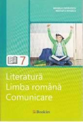 Literatura. Limba Romana. Comunicare Cls 7 Ed.3 - Mihaela Georgescu Nicoleta Ionescu