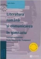 Literatura romana si comunicarea in gimnaziu - Sofia Dobra