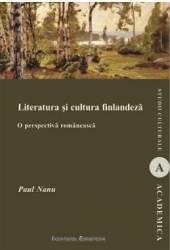Literatura Si Cultura Finlandeza - Paul Nanu