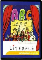 Literele - Soft educational clasa 1 Si 2