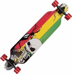 Longboard Action Land Surfer® II ABEC-9, PU, Aluminiu, 100kg  Vodoo Penny Board