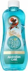 Lotiune After Sun Australian Gold Aloe Freeze Gel cu Lidocaina Produse soare