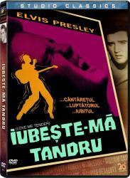 Love me tender DVD 1956 Filme DVD