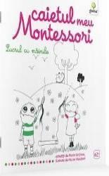 Lucrul Cu Mainile Caietul Meu Montessori - Marie K