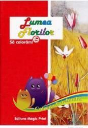 Lumea florilor - Sa coloram