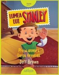 Lumea lui Stanley. Prima aventura Lampa fermecata - Jeff Brown Carti