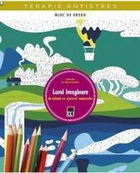 Lumi imaginare de colorat cu ajutorul numerelor - Camille de Montmorillon