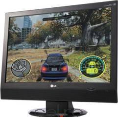 imagine Monitor LCD 22 LG M228WA cu Tv Tuner m228wa-bz