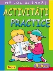 Ma Joc Si Invat - Activitati Practice Pentru 5-6 A