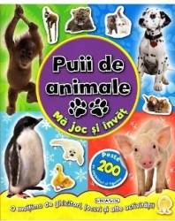 Ma joc si invat - Puii de animale
