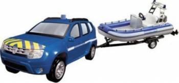 Macheta Dacia Duster + barca Franta Securitate Machete