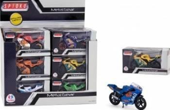 Macheta moto scara 1 24 diverse modele
