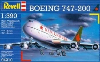 Macheta Revell Boeing 747-200 Air Canada