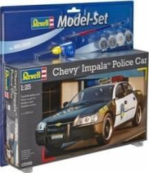 Macheta Revell Chevy Impala Police Car Machete